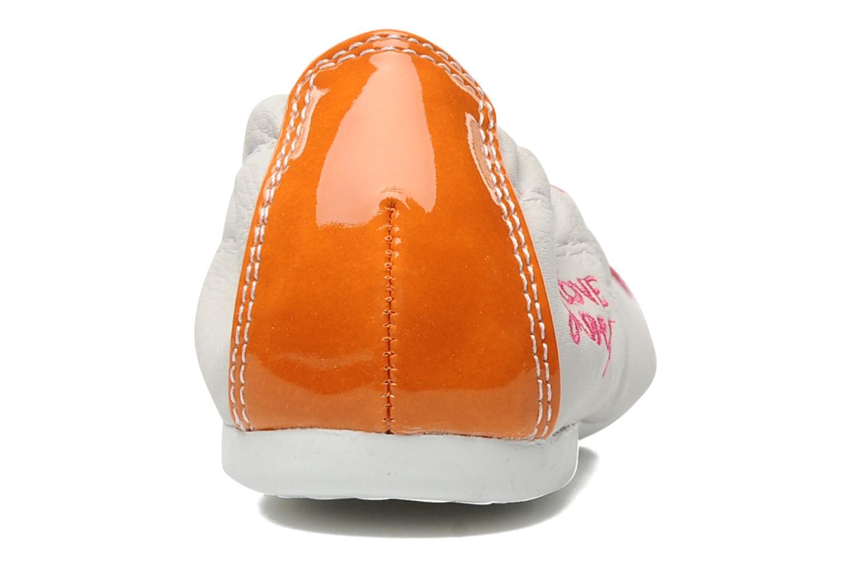 Ballerines I Love Shoes Jannie Blanc vue droite