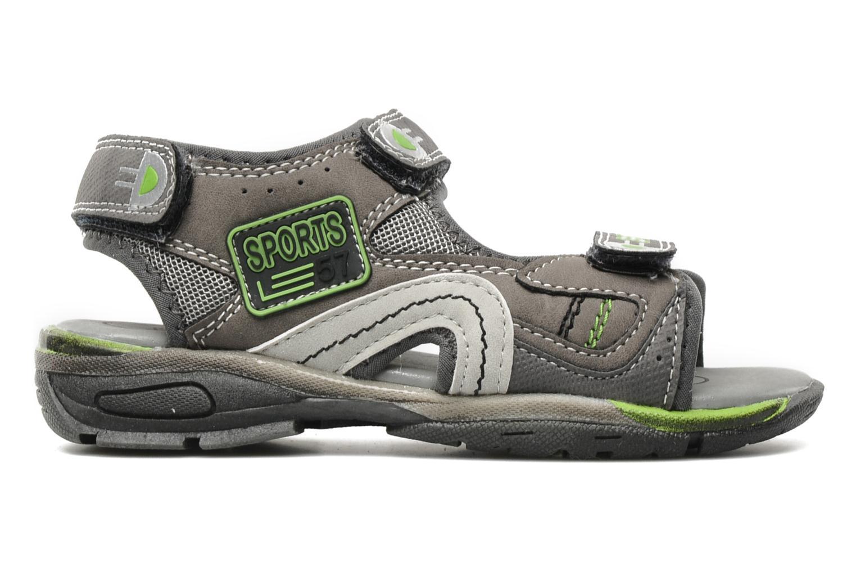 Sandalen I Love Shoes Janthony Grijs achterkant