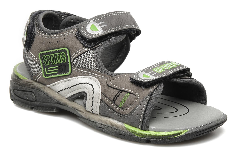 Sandalen I Love Shoes Janthony Grijs detail