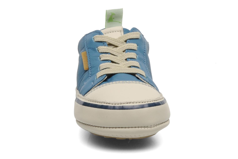 Sneaker Tip Toey Joey Funky blau schuhe getragen