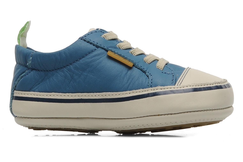 Sneakers Tip Toey Joey Funky Blauw achterkant