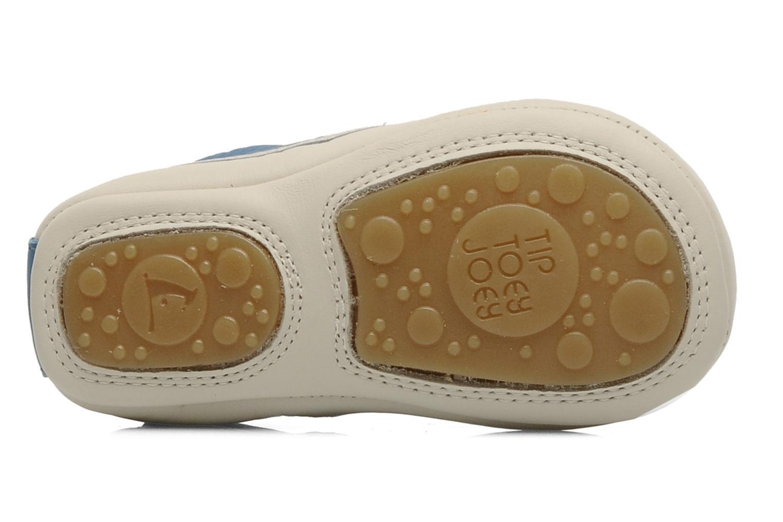 Sneakers Tip Toey Joey Funky Blauw boven