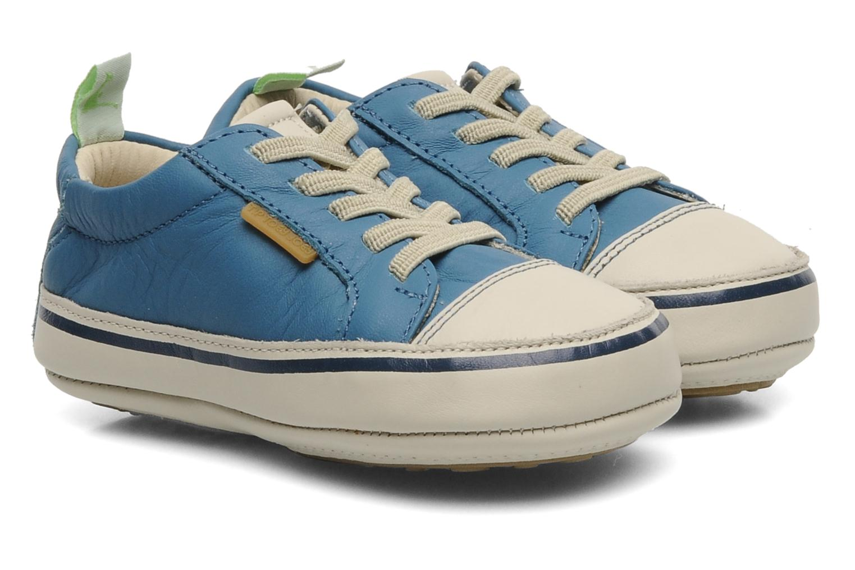 Sneakers Tip Toey Joey Funky Blauw detail