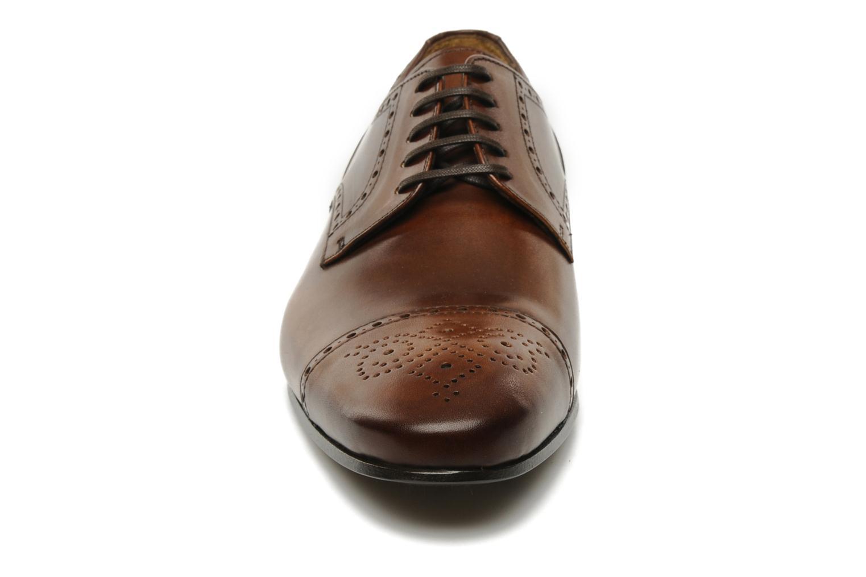 Chaussures à lacets Marvin&Co Parkland Marron vue portées chaussures