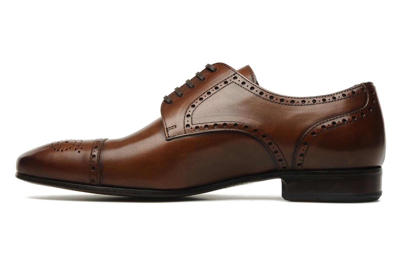 Chaussures à lacets Marvin&Co Parkland Marron vue face