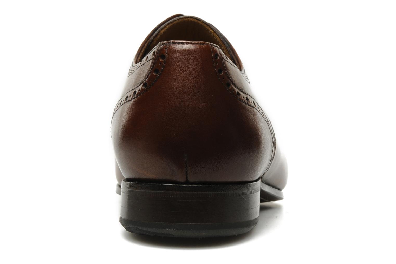 Chaussures à lacets Marvin&Co Parkland Marron vue droite