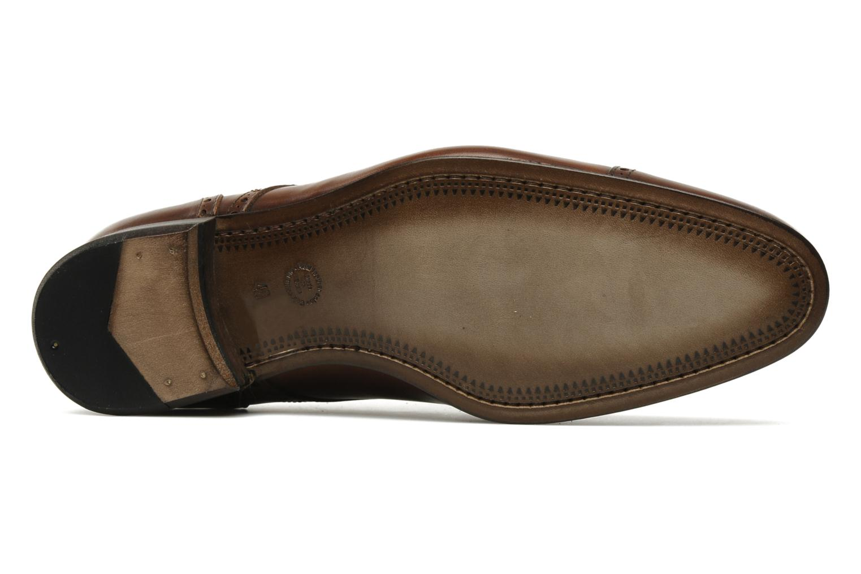 Chaussures à lacets Marvin&Co Parkland Marron vue haut