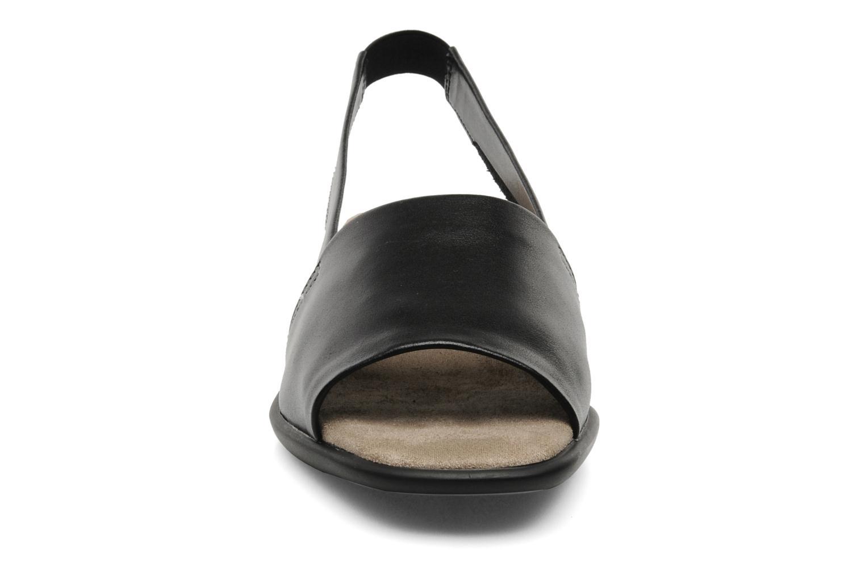 Sandales et nu-pieds Aerosoles Alrarve Noir vue portées chaussures