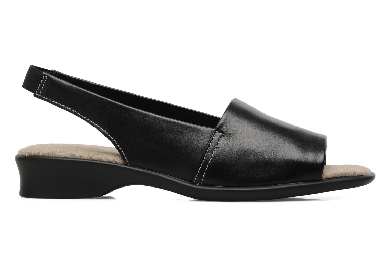 Sandales et nu-pieds Aerosoles Alrarve Noir vue derrière