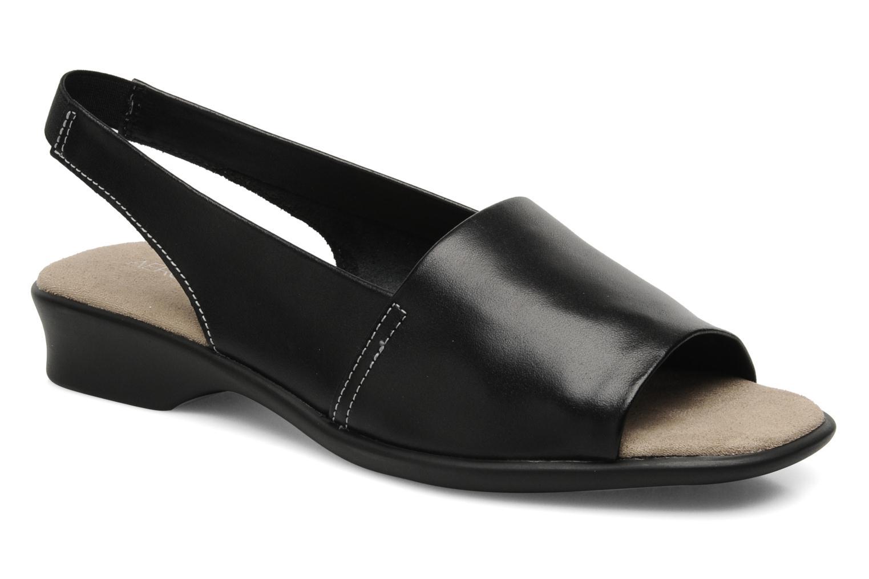 Sandales et nu-pieds Aerosoles Alrarve Noir vue détail/paire