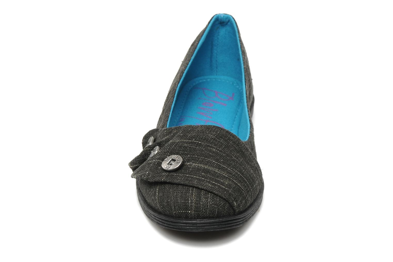 Ballerinas Blowfish GARNETT schwarz schuhe getragen