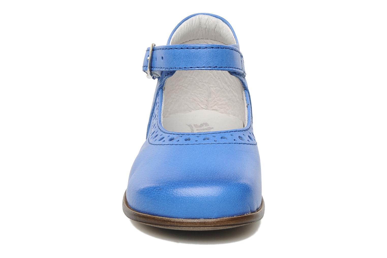 Ballerines Stones and Bones Beb Bleu vue portées chaussures