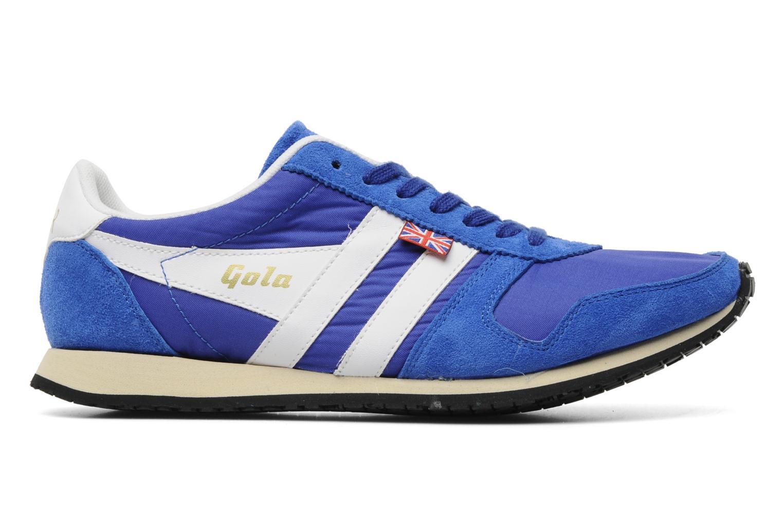 Sneakers Gola FLYER Blauw achterkant