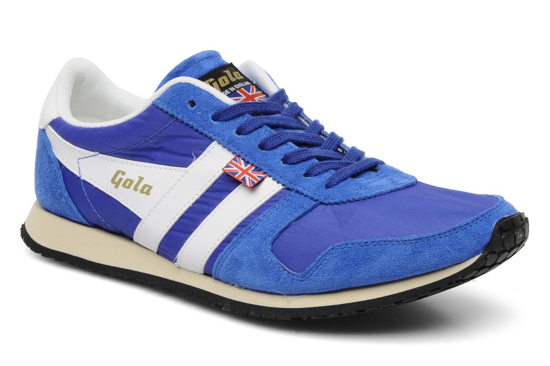 Sneakers Gola FLYER Blauw detail