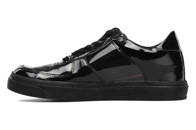 Sneakers Jeffrey Campbell Meyers Zwart voorkant