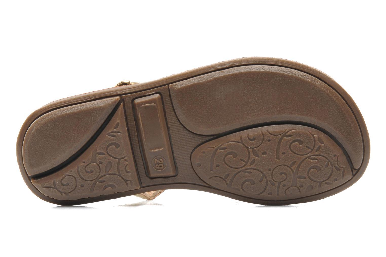 Sandalen Minibel Chana Multicolor boven
