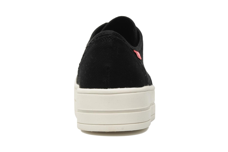 Sneakers Rocket Dog Baker Zwart rechts