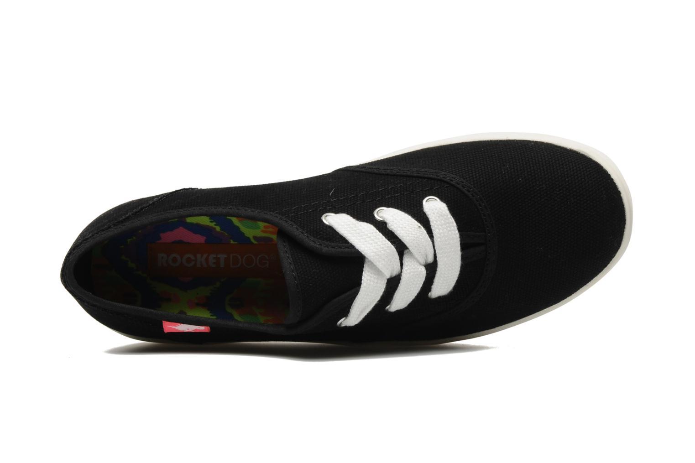 Sneakers Rocket Dog Baker Zwart links