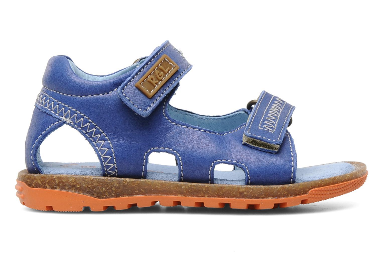 Sandalen Romagnoli Néo Blauw achterkant