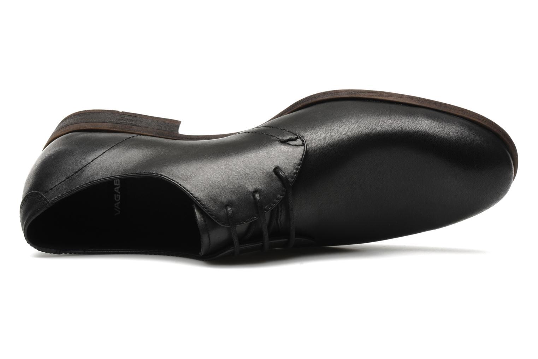 Chaussures à lacets Vagabond HUSTLE 3863-201 Noir vue gauche