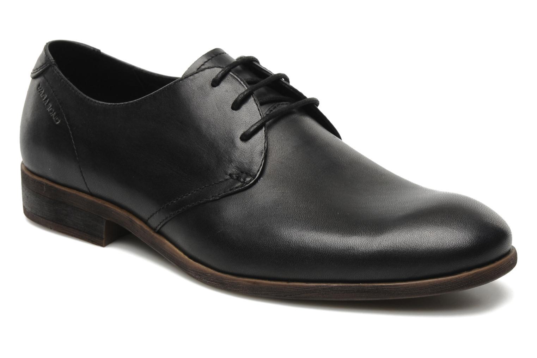 Chaussures à lacets Vagabond HUSTLE 3863-201 Noir vue détail/paire