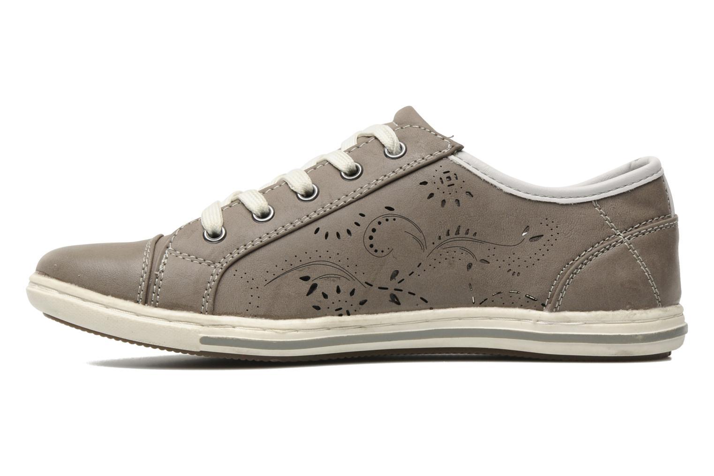 Sneakers I Love Shoes Sunamy Grijs voorkant