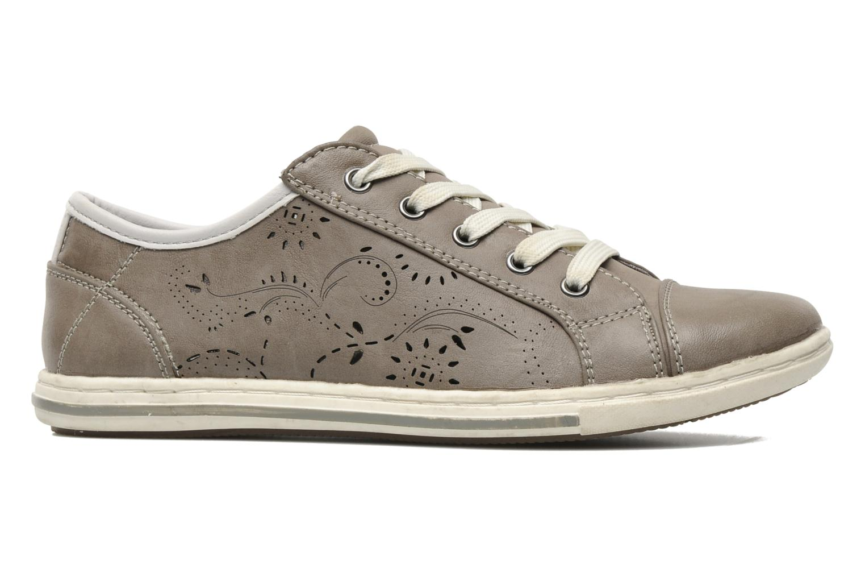 Sneakers I Love Shoes Sunamy Grijs achterkant