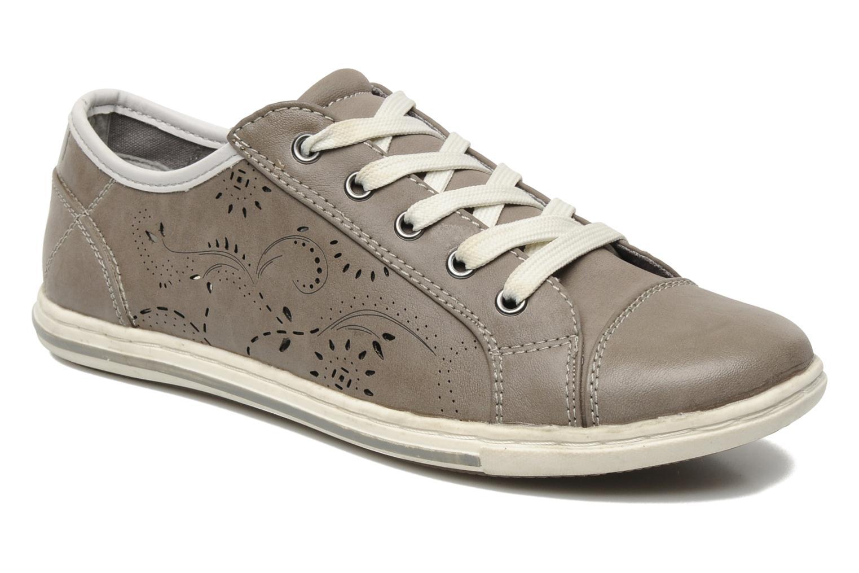 Sneakers I Love Shoes Sunamy Grijs detail
