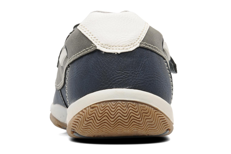 Mocassins I Love Shoes Sunasti Blauw rechts
