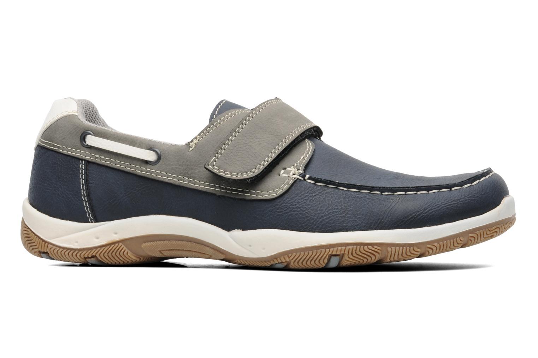 Mocassins I Love Shoes Sunasti Blauw achterkant