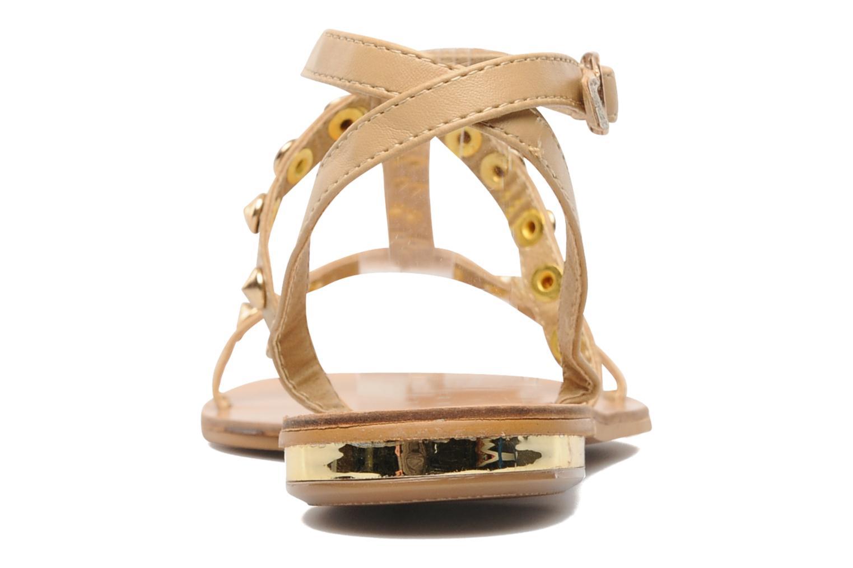 Sandaler Latinas Sheila Beige Se fra højre