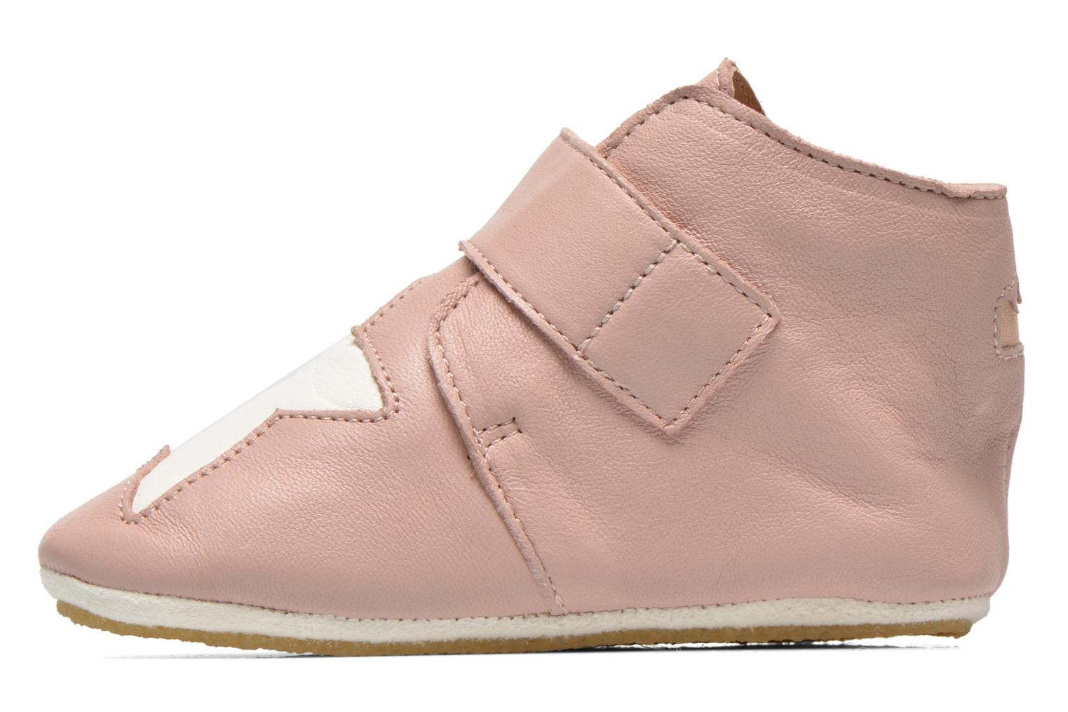 Pantoffels Easy Peasy Kiny Patin Etoile Roze voorkant