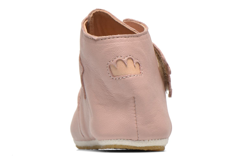 Pantoffels Easy Peasy Kiny Patin Etoile Roze rechts