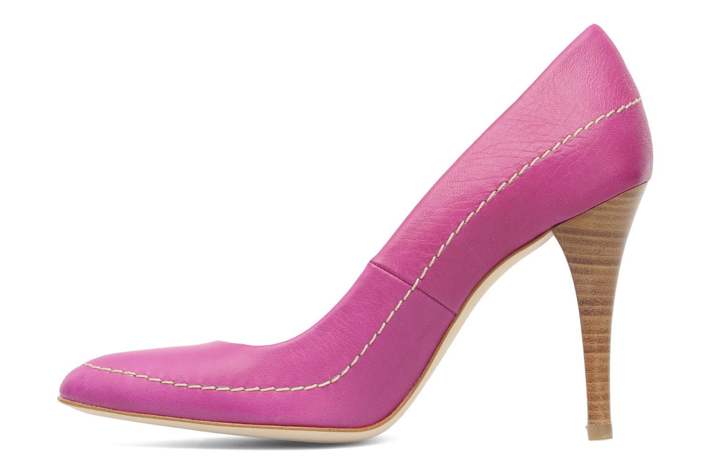 High heels Vanessa Bruno Athé Vidi Pink front view