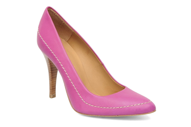 High heels Vanessa Bruno Athé Vidi Pink detailed view/ Pair view