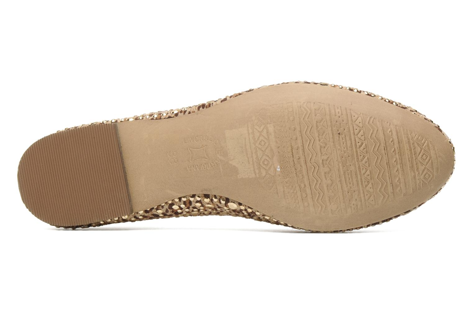 Loafers Bullboxer Tilva Brown view from above