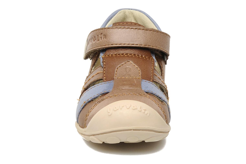 Boots en enkellaarsjes Garvalin Zach Bruin model