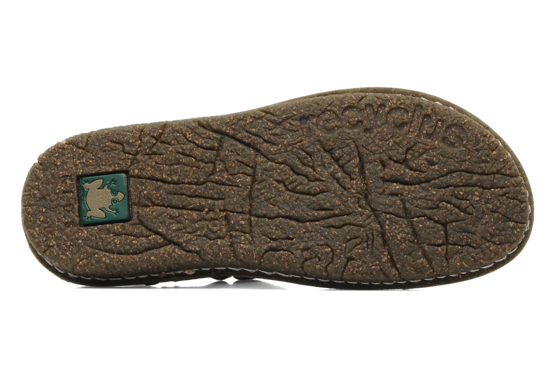 Sandales et nu-pieds El Naturalista Kiri 254 Marron vue haut