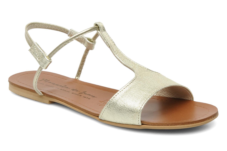Sandali e scarpe aperte Manuela de Juan Mikonos Oro e bronzo vedi dettaglio/paio