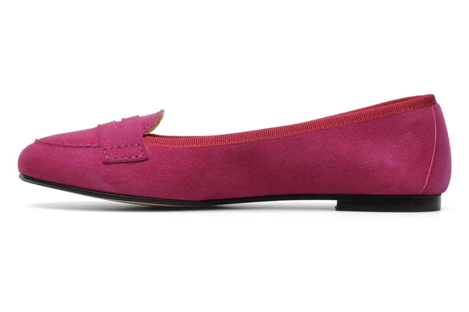 Loafers Valensi Vaness Pink front view