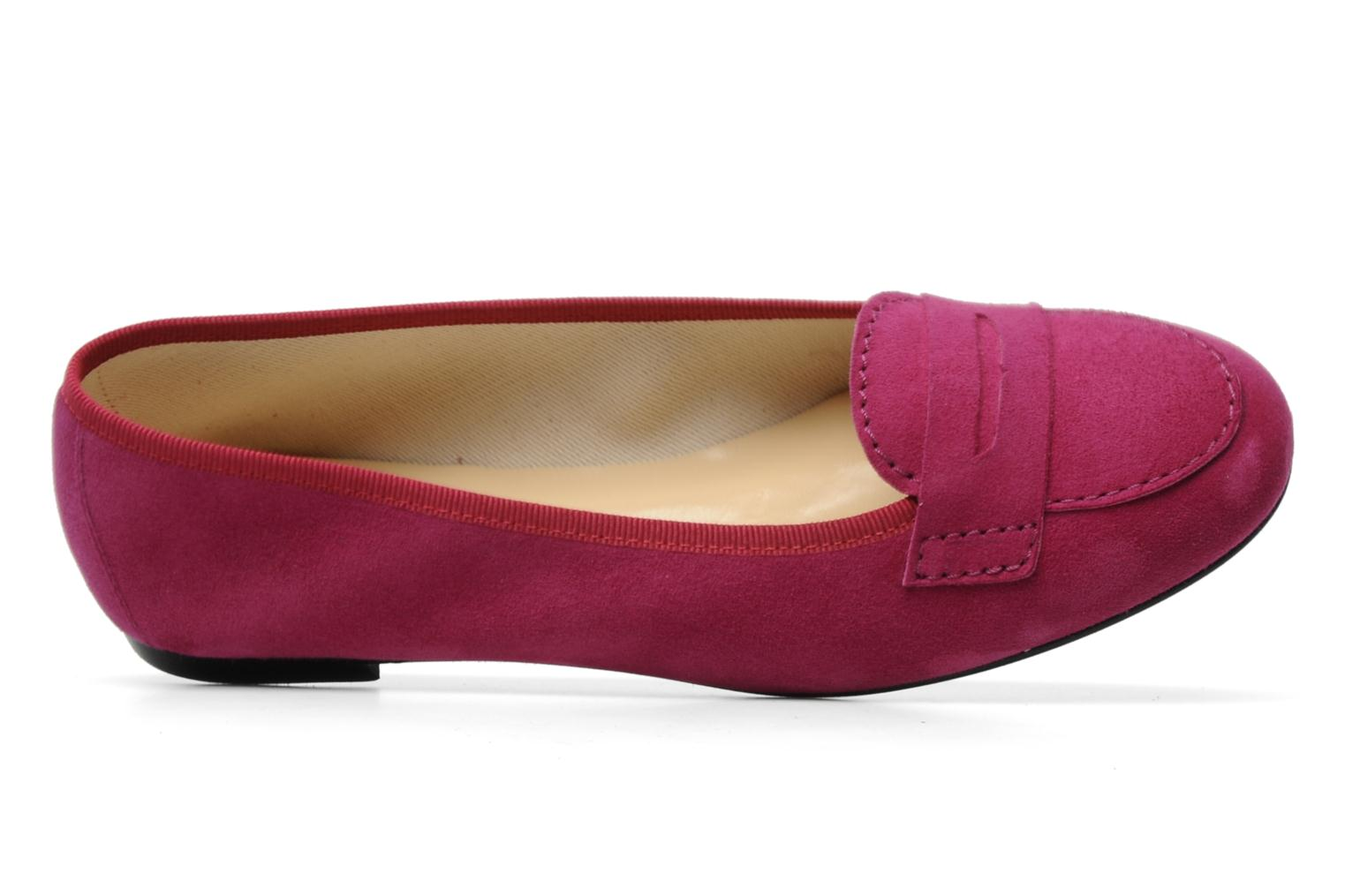 Loafers Valensi Vaness Pink view from the left
