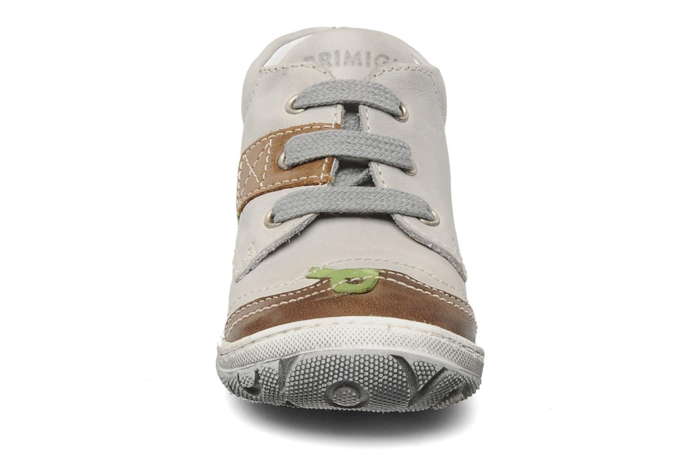 Bottines et boots Primigi Harry-E Gris vue portées chaussures
