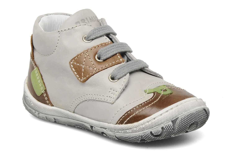 Bottines et boots Primigi Harry-E Gris vue détail/paire