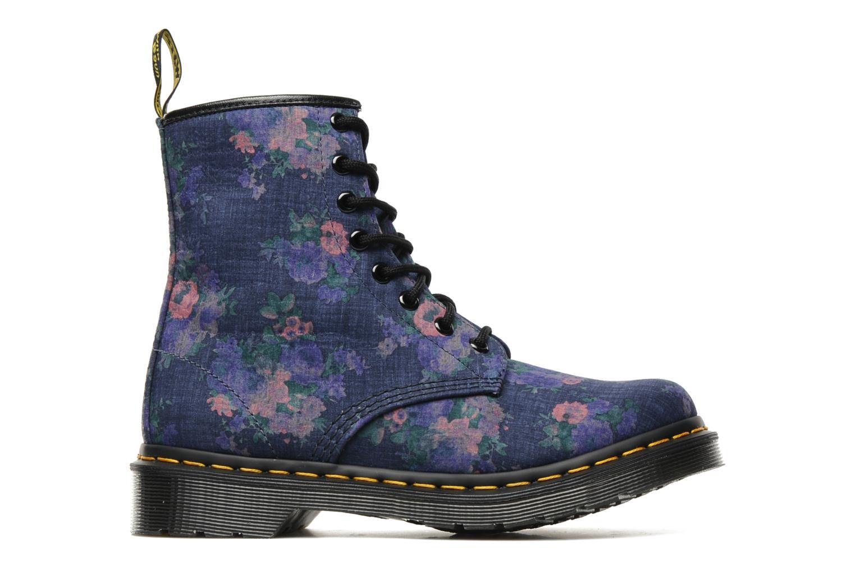 Bottines et boots Dr. Martens Castel Vintage Bleu vue derrière