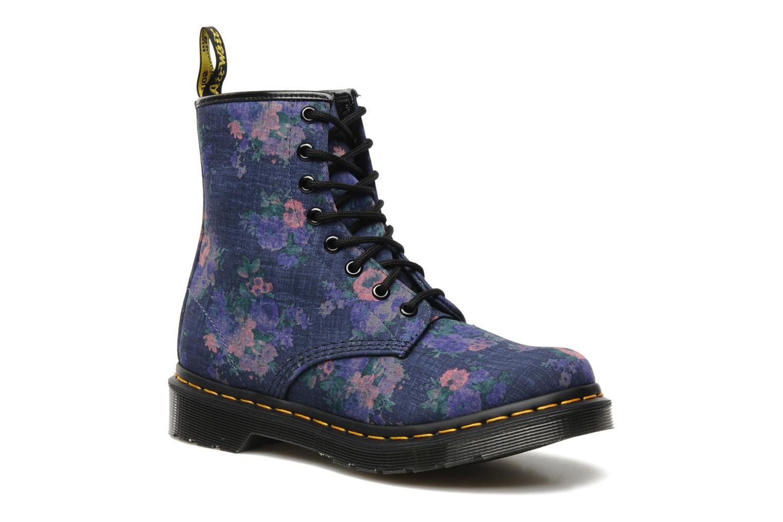 Bottines et boots Dr. Martens Castel Vintage Bleu vue détail/paire