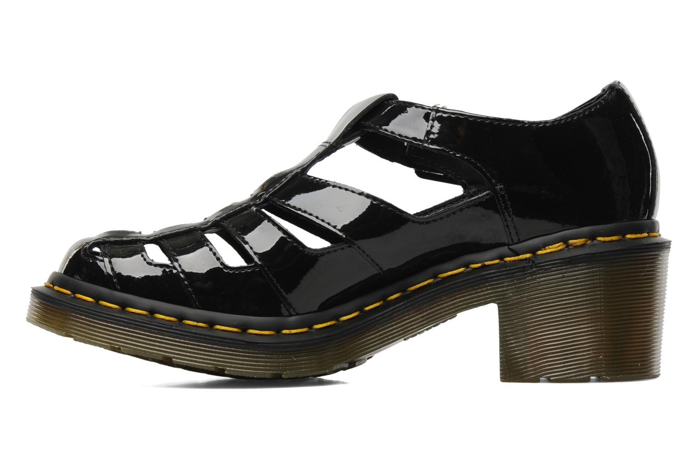 Sandals DR. Martens Eleanor Black front view