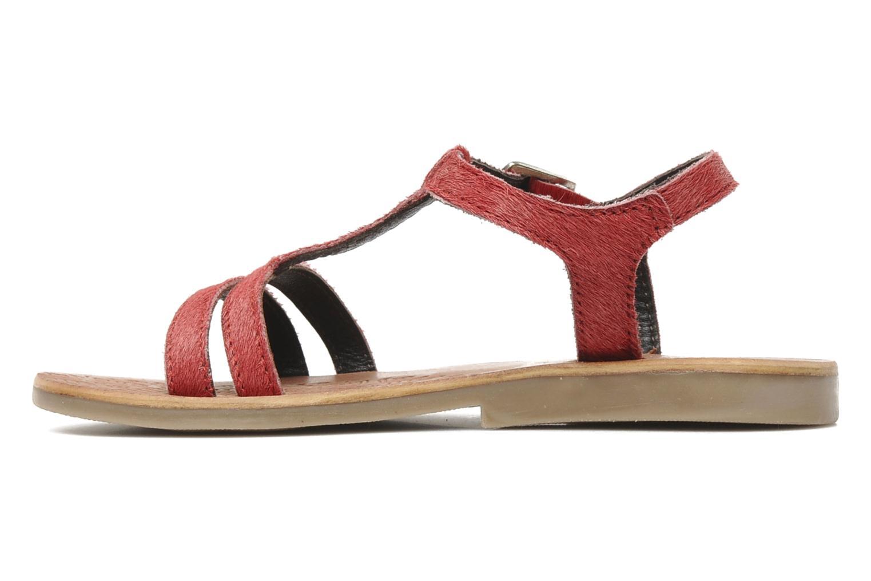 Sandalen Mod8 Zibette Rood voorkant