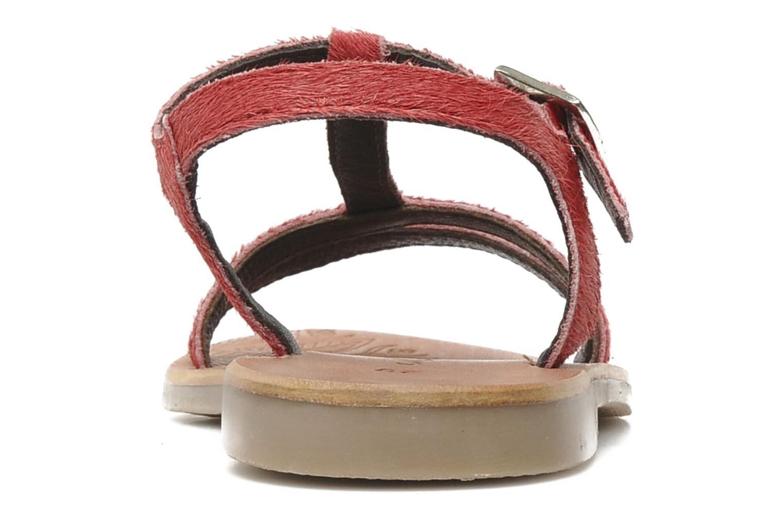 Sandalen Mod8 Zibette Rood rechts