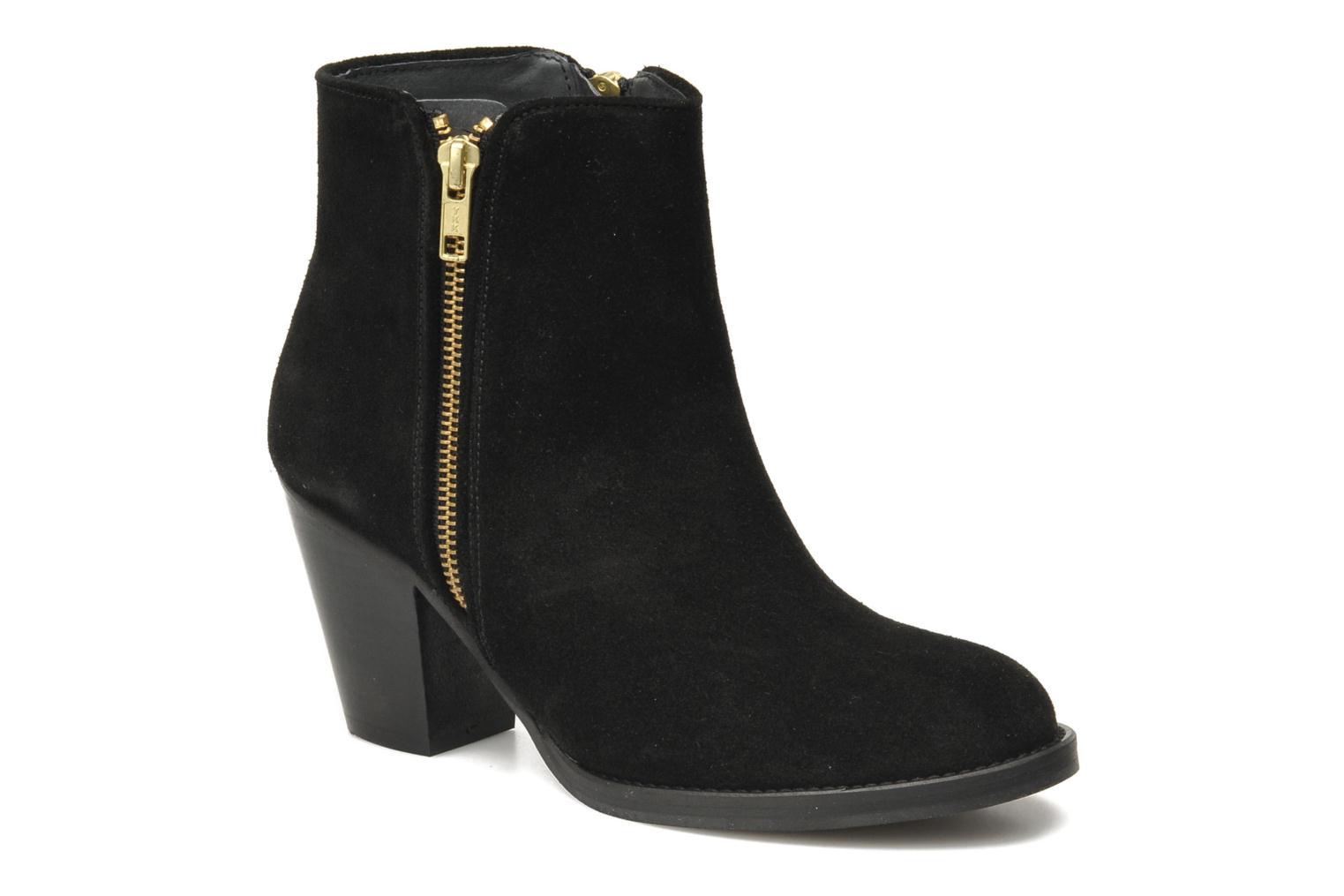 Ankle boots Jonak ANGIE Black detailed view/ Pair view
