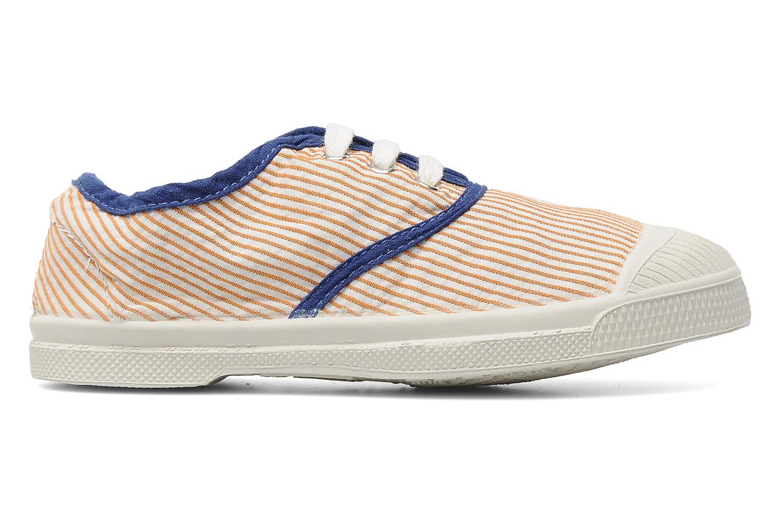 Sneakers Bensimon Tennis Rayures Souples E Oranje achterkant